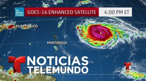 imagenes satelitales de nicaragua en tiempo real im 225 genes satelitales de la trayectoria del hurac 225 n irma