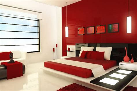 interest wall colors  bedrooms bedroom colors ideas red color home design red bedroom