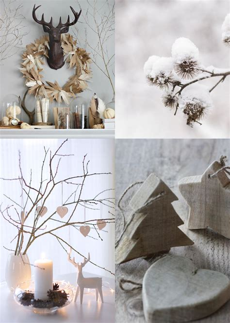 rustic christmas decorations interiors design