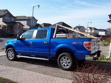 Ladder Rack For F150 by Ladder Rack Ford F150 Forum Community Of Ford