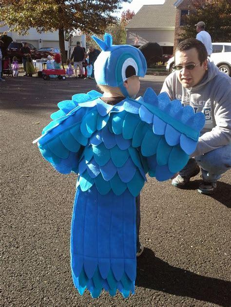 blu  rio blue macaw costume parrot disfraces de