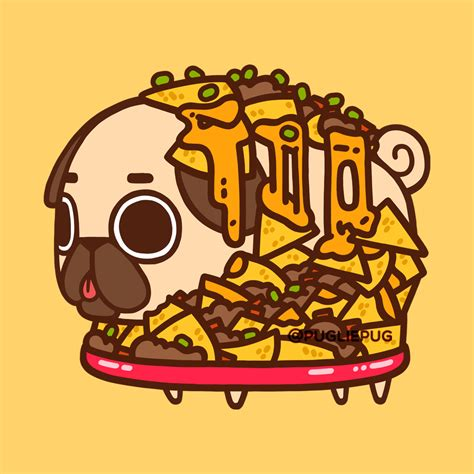 average of a pug puglie pug
