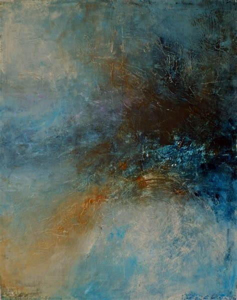 Furake Flow quot complex quot by frauke nees 100x80cm acrylic canvas
