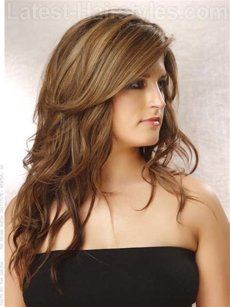 pictures of long layered hairstyles front and back long layered hairstyles front and back view best haircut