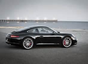 Porsche 991 S 2012 Porsche 911 991 S Side Rear Profile Egmcartech