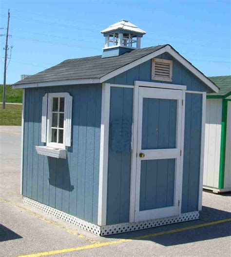 Narrow Garden Sheds by Narrow Lot Garden Shed 6 By 8 15086 U S 9 99