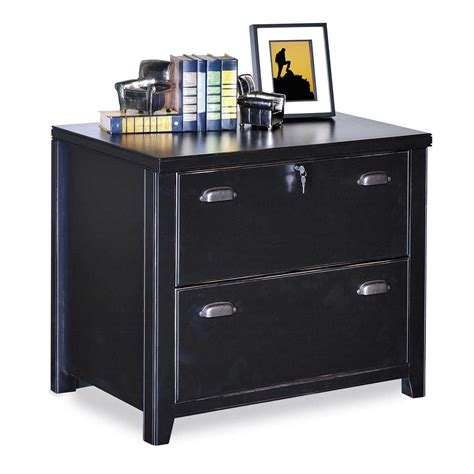 Lateral Wood Filing Cabinet Office Furniture Office Desk With File Cabinet