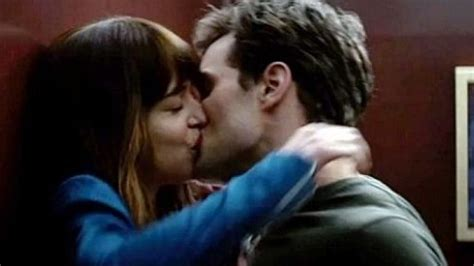 fifty shades of grey shock ahead of movie release weird jamie dornan won t be back for fifty shades sequels her ie