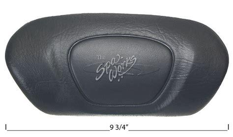 Vita Spa Replacement Pillows by Vita Spa Pillow Graphite Gray 1 Pin 2007 The Spa Works