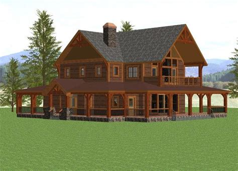 Logan Lake Cabins by Crookston Designs