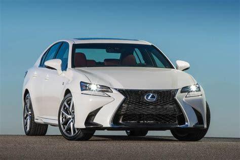 2017 lexus gs new car review autotrader