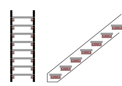 Treppe Aus Holz Selber Bauen by Einfache Holztreppe Selber Bauen Treppen Selber Bauen