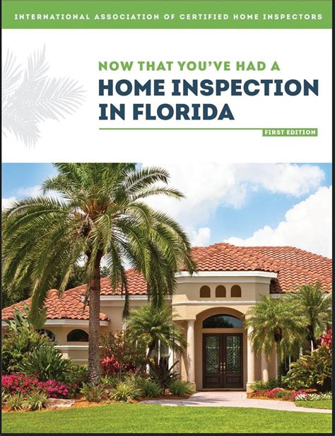 how to become a certified home inspector in florida