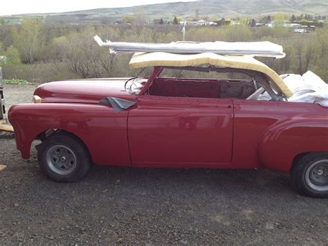Pontiac Convertible For Sale by 1950 Pontiac Convertible For Sale