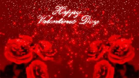 happy valentines day card hd wallpaper