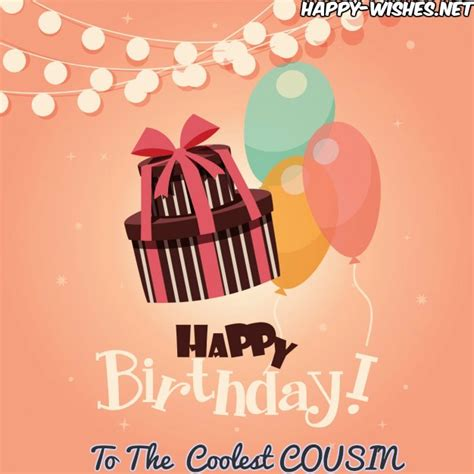 happy birthday wishes for cousin quotes images memes
