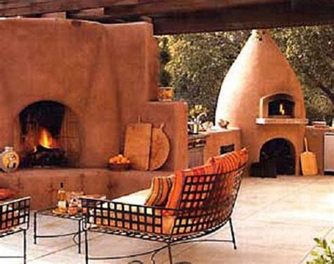 backyard pizza santa fe outdoor earth ovens nifty homestead