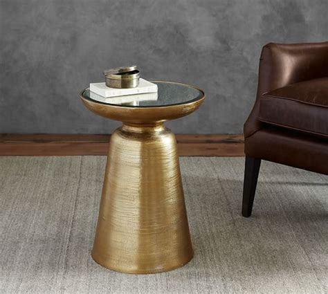 pottery barn accent tables octavia accent table pottery barn