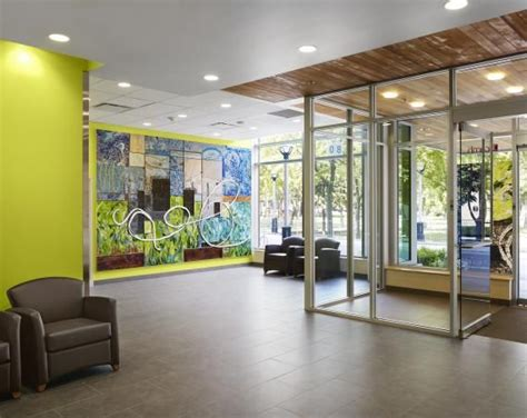 Dalton Detox Mental Center by Center For Addiction And Mental Health Designed By Stantec