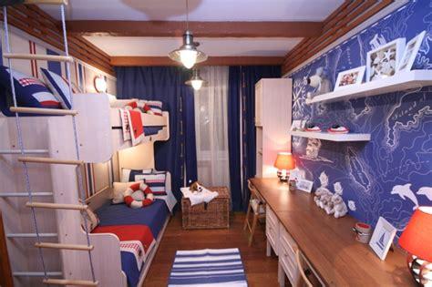 18 inspiring ideas of a marine boy s room design kidsomania