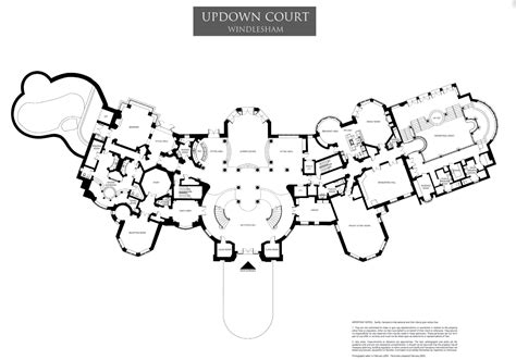 Updown Court Floor Plans by 100 Luxury Mansions Floor Plans Modern House