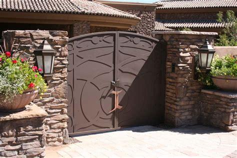 courtyard gates gallery courtyard gates freitag s custom iron