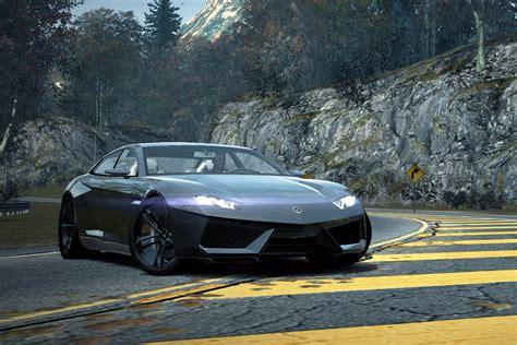 Front Engine Lamborghini Estoque   AutoFan