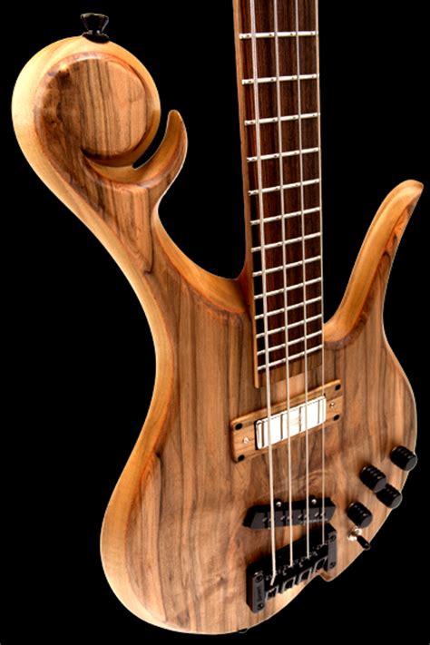 Handmade Basses - xylem handmade basses guitars shishido 2012