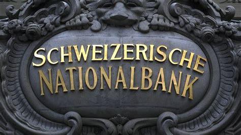 banche a zurigo la centrale svizzera sgancia il franco gi 249 zurigo e