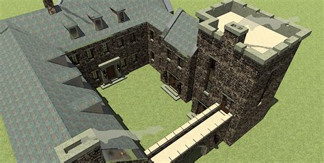 dan tyree darien castle plans dantyree com