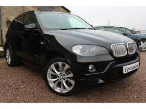 X5 Bmw Used Used Bmw X5 Car 2009 Black Diesel Xdrive35d M Sport 5 Door