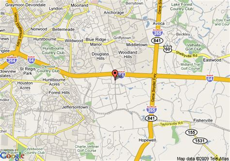 kentucky casinos map country inn and suites by carlson louisville east