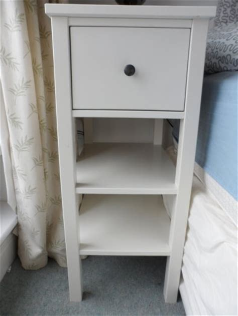 Matching Chest Of Drawers And Bedside Table Ikea Hemnes Chest Of 6 Drawers Two Matching Lockers