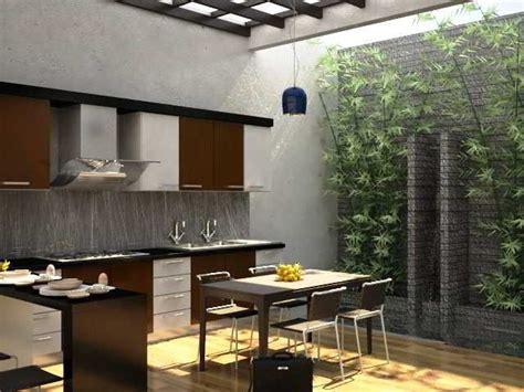 desain dapur terbuka minimalis desain dapur ruang tamu