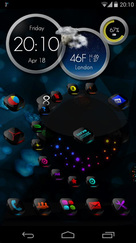 next launcher themes apk next launcher theme cosmix pro 1 1 apk free apk installer for android