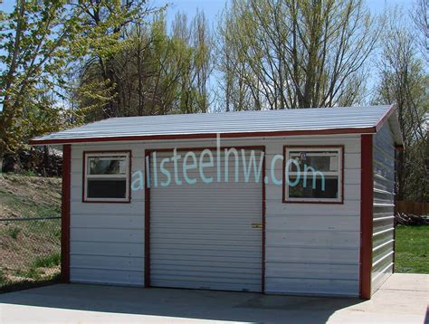 All Steel Sheds by Gallery All Steel Northwest