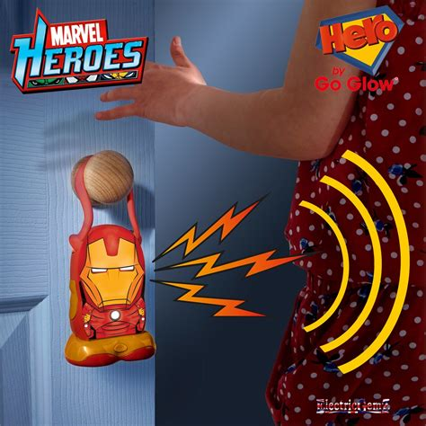 room guard marvel iron room guard 3 in 1