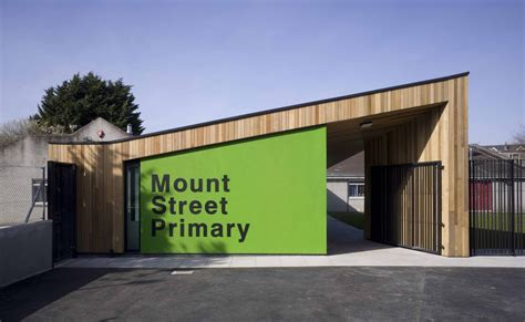 mount school plymouth mount primary gillespie yunnie architects