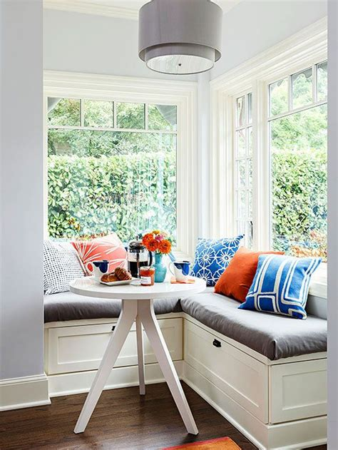 breakfast nook ideas 40 cute and cozy breakfast nook d 233 cor ideas digsdigs
