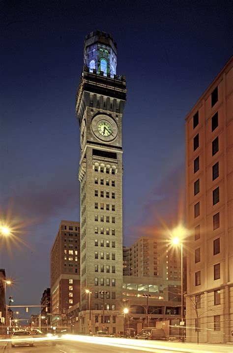 New Home Plans With Interior Photos Bromo Seltzer Tower Historic Restoration Sm P Architects