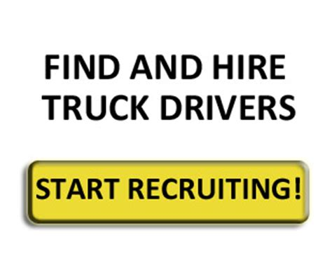 Driver Recruiter by Truck Driving Truck Driver Updated Hourly