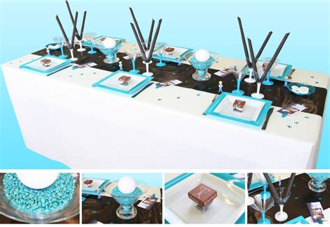 Decoration De Table Pour Communion Garcon by D 233 Co De Table Communion Gar 231 On