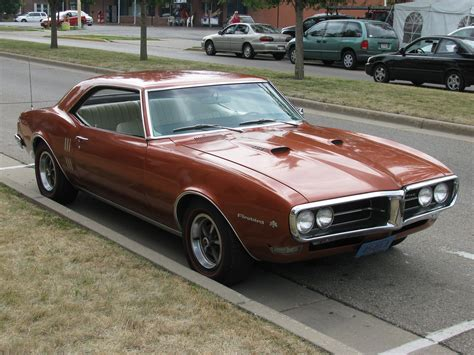 Firebird Auto by 1968 Pontiac Firebird The Crittenden Automotive Library