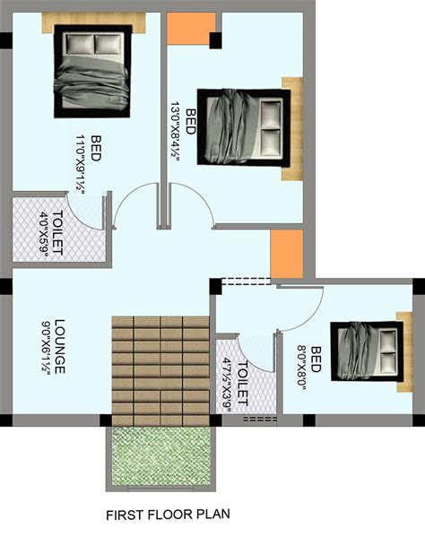 Small House Plans In Chennai Under 200 Sq Ft | 100 small house plans in chennai under 200 sq ft