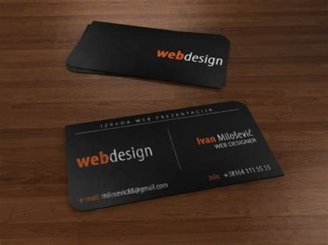 website to make business cards 25 fresh and creative business cards tutorialchip