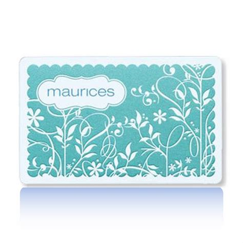 maurices credit card review