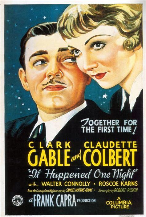 film it happened one night sucedi 243 una noche 1934 filmaffinity