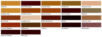 minwax polyshades color chart minwax stain colors on pine f f info 2017