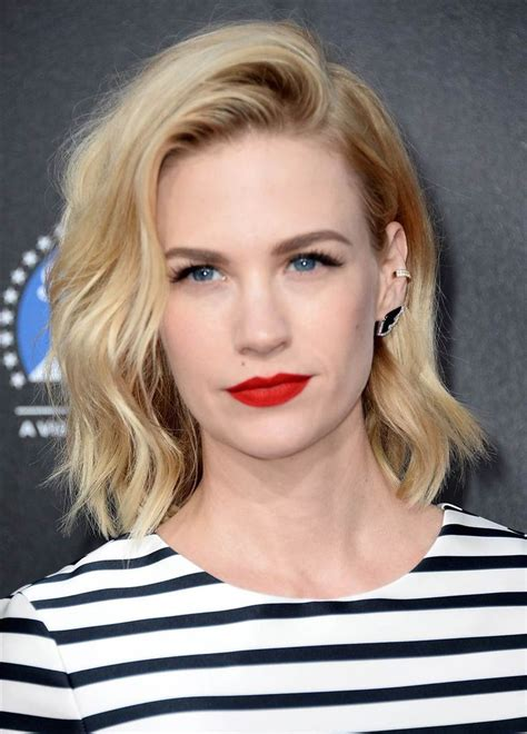 25 best ideas about january jones hair on