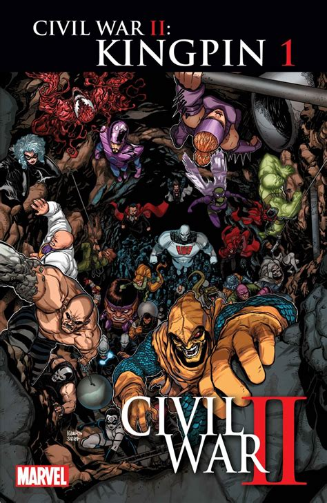 civil war ii add another one to the pile civil war ii kingpin announced